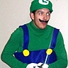 Photo #6 - Nick as Luigi