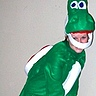 Photo #7 - Melissa as Yoshi