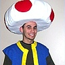 Photo #8 - Nathan as Toadstool