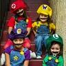 Photo #1 - Mario Bros. Sisters!!!