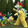 Photo #4 - Bowser and Mario bros