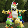 Photo #6 - Mario bros and Bowser