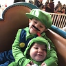 Photo #2 - Luigi and Yoshi