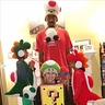 Photo #1 - Family crocheted mario characters