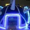 Photo #3 - Front view w/ lights and hhelmet