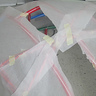 Photo #7 - framework covered in tracing paper