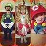 Photo #2 - mario, luigi,  and princess peach