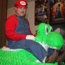Photo #1 - Mario Riding Yoshi