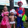 Photo #1 - Mario, Princess Peach and Toad