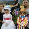 Photo #2 - Marry Poppins, Bert, Mom, and Dad