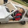 Photo #3 - Loves his car