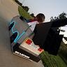 Photo #2 - Back of DeLorean