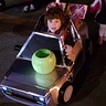 Photo #1 - My son Ryan in his Delorean dressed as Marty McFly