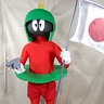 Photo #1 - Marvin: Full Costume With Desintegration Pistol & Flag