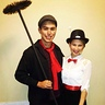 Photo #1 - Mary Poppins and Bert