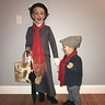 Photo #2 - Mary Poppins and Bert