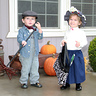 Photo #1 - Mary Poppins & Bert the Chimney Sweep