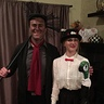 Photo #3 - Mary Poppins and Bert the Chimney Sweep