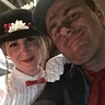 Photo #4 - Mary Poppins and Bert the Chimney Sweep