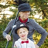 Photo #1 - Mary Poppins and Bert the Chimney Sweep