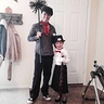 Photo #2 - Mary Poppins and Bert the Chimney Sweep