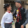Photo #3 - Mary Poppins, Bert and the Penguin