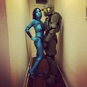 Photo #3 - Master Chief with His Love, Cortana (wife)