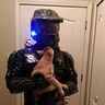 Photo #2 - Master Chief investigating alien lifeforms