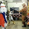 Photo #3 - He-man battles She-ra