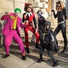 Photo #1 - Joker, Harley Quinn, Two Face, Batman and Catwoman!