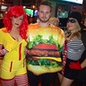 Photo #1 - Hamburglar, Ronald and Burger
