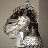 Photo #4 - Medieval Dragon Warrior - Helmet