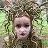 Photo #2 - Medusa makeup