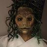 Photo #3 - Medusa with Flash Straight On