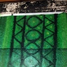 Photo #5 - green snake skin painted