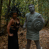 Photo #1 - Medusa and Stone Man
