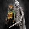 Photo #1 - Medusa and Stone Soldier
