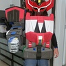 Photo #3 - Megazord and Pink Ranger