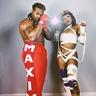 Photo #1 - Menat vs Dee Jay (Street Fighter)