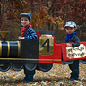 Photo #1 - Choo Choo! Happy Halloween!
