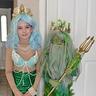 Photo #1 - Mermaid and Poseidon