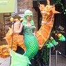 Photo #4 - Mermaid and Seahorse