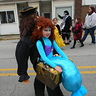 Photo #2 - Mermaid captured by a Pirate