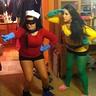 Photo #1 - Mermaid Man and Barnacle Boy from SpongeBob SquarePants