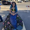 Photo #4 - Mermaid on a Rock