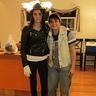 Photo #2 - Michael Jackson & his little friend