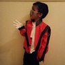 Photo #2 - CJ as MJ