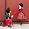 Photo #2 - Minnie gets a Rose