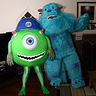 Photo #1 - Mike and Sully from Monsters Inc.