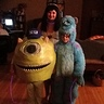 Photo #3 - Mike w/ Sulley and Queen Cleopatra